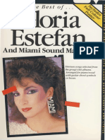 Gloria Estefan & Miami Sound Machine - Best of (48pp) Pvg