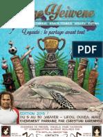 Coupe Yeiwene 2015 - Dossier de presse