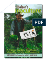 Sepp Holzer Permacultura