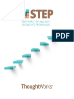 Step Brochure Website