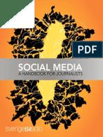 Social Media Handbook for Journalists