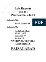 Lab Reports Spinning(221)