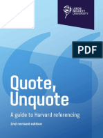 Harvard Ref