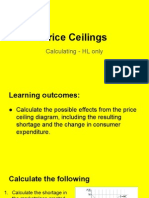 unit 4 2 - calculating effects of price ceilings