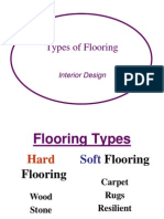 Introduction To Soft Floor Coverings