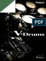 Catalogo 2013 v-drums Roland