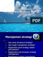 Strategi manajemen apotek