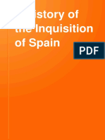 A History of the Inquisition of Spain-1