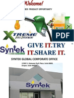 Wale Syntek Product Opportunity