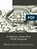 A History of the New York Iroquois