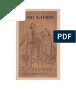 Antoni Słonimski - Załatwione odmownie – 1963 (zorg)