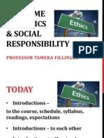 Class+1 ethics