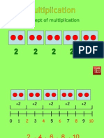 concept multiplication (2x).pps