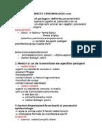 Subiecte rezolvate epidemiologie