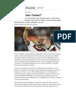 Fussballer Twitter Kodex Bundesliga