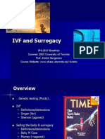 BioethicsLecture7_IVFSurrogacy.ppt