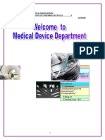 Medical Device Department