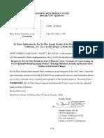 10-01-14 Huminski v Corsones (1:99-cv-00160) at the US District Court, Vermont