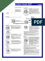 Casio 5057 Manual