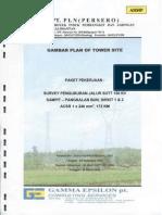 Gbr Plan of Tower Site_01 Sampit