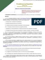 Decreto 5154 23 de Julho 2004