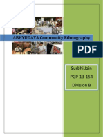 154 Ethnography Phase1 and 2