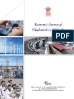 economic survey of Maharashtra