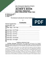 SE2 Teachers Book