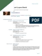 CV RaquelDavid-2015