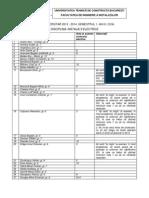Note Examen Electrice