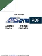 AFS Casting Defect Handbook
