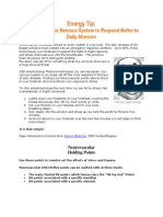 Energy Tip_Reprogram Your Nervous System