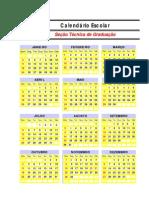 calendario unesp-2015