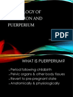 Physiology of Lactation and Purpurium