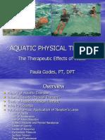 - AquaticExercise