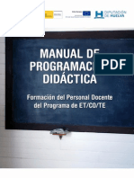 Manual Deprogram Ac i on Didactic A