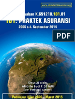 Tutorial AAMAI LSPP 101 - Praktek Asuransi - Maret 2015