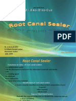 Root Canal Sealers