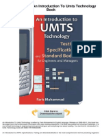 Book on UMTS-An Introduction to UMTS Technology