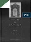 El Zohar Traducido Explicado y Comentado parte 2
