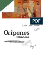 Leon2007 Origenes Humanos en los andes del Peru