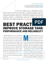 Best Practices Improve Storage Tank Performance and Reliability