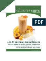21 Meilleures Cures