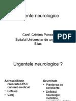 Urgente Neurologice