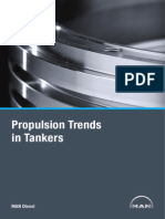 Propulsion Trends in Tankers