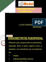 ENDOMETRITIS PUERPERAL - copia.ppt