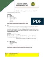 Tugas Ekonomi Teknik Hal 83-85