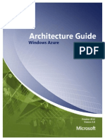 Windows Azure Architecture Guide