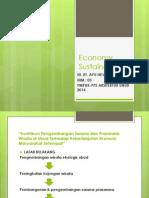 Economy Sustainability