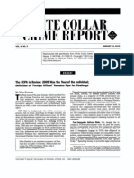 FCPA Year in Review 2009 (BNA - White Collar Crime Report)